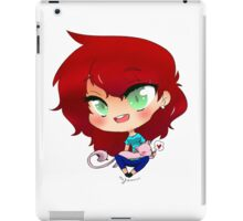 Getting Cozy iPad Case/Skin