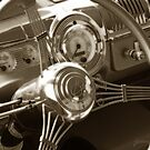 Classic Car 207 by Joanne Mariol
