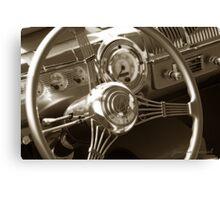Classic Car 207 Canvas Print