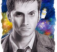 Doctor Who No.10 - David Tennant 2 by Dacdacgirl