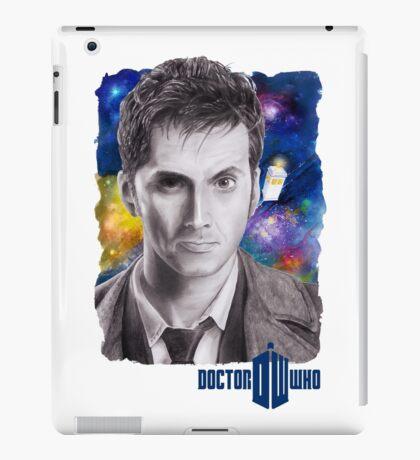 Doctor Who No.10 - David Tennant 2 iPad Case/Skin