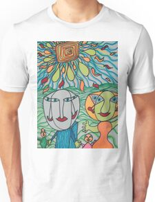 Family Day Out Unisex T-Shirt