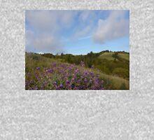 Purple Flowers Majesty Hoodie