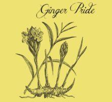 Ginger Pride (subtle) One Piece - Short Sleeve