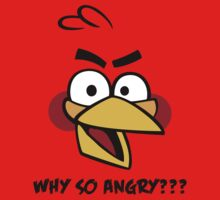 Why so angry? by Saksham Amrendra