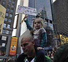 We Are The 99%!!!!!!! by kailani carlson