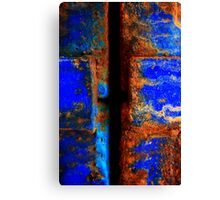 Moroccan Rust II Canvas Print