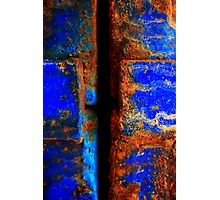 Moroccan Rust II Photographic Print