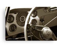 Classic Car 209 Canvas Print