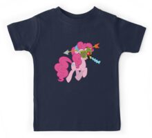 Pinkie Pie haters gonna hate Kids Tee