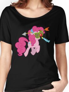 Pinkie Pie haters gonna hate Women's Relaxed Fit T-Shirt
