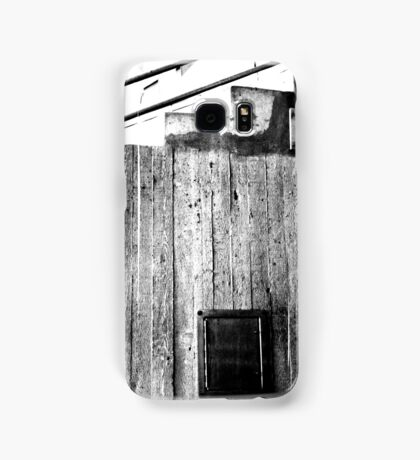 Down & Out Samsung Galaxy Case/Skin