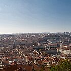 Lisbon Panorama 1 by Gideon van Zyl