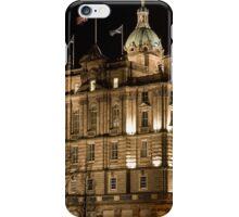 Bank of Scotland Head Quarters - Edinburgh iPhone Case/Skin