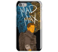 "Tom Hardy ""Mad Max"" (Transparent) iPhone Case/Skin"
