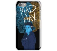 "Mel Gibson ""Mad Max"" (Transparent) iPhone Case/Skin"