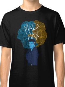 "Mel Gibson ""Mad Max"" (Transparent) Classic T-Shirt"