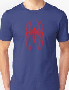 Spider-Man Segmented Logo (Classic Colors) T-Shirt