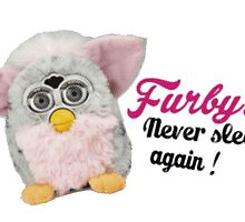 Furby never sleep again by staysalty