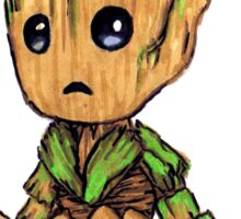 Tree Baby Sticker