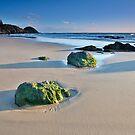 Green Rocks by smylie