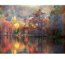 Spicy Fall Color Photographic Print