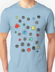 Star Candy & Soot Sprites Unisex T-Shirt