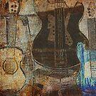 Guitar Grunge by Mistyarts