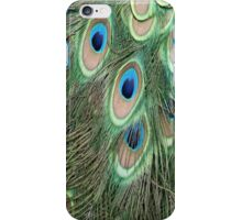 Peacock 'eyes' iPhone Case/Skin