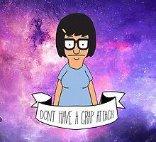 Galactic Tina by sierrawheeler