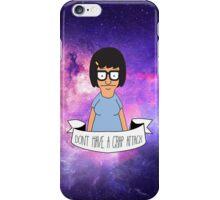 Galactic Tina iPhone Case/Skin