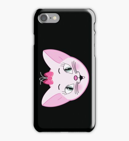 My Kitty iPhone Case/Skin