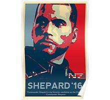 Shepard '16 Poster