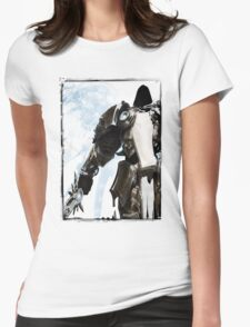 Tyrael - ARCHANGEL OF JUSTICE Womens Fitted T-Shirt