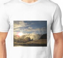 Misty Redwoods Unisex T-Shirt