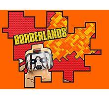 Lego Borderlands  Photographic Print