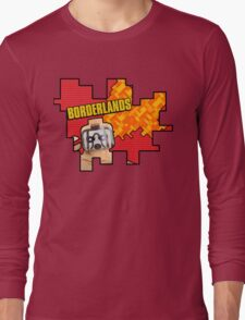 Lego Borderlands  Long Sleeve T-Shirt