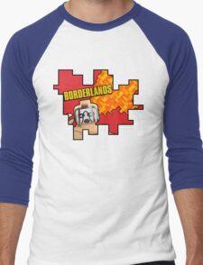 Lego Borderlands  Men's Baseball ¾ T-Shirt