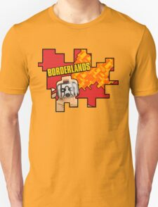Lego Borderlands  T-Shirt