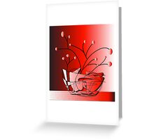Timeless Simplicity Greeting Card