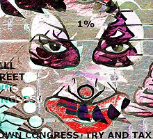 I OWN CONGRESS INVERT by Stephen Peace