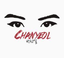 Chanyeol's Eyes Kids Tee