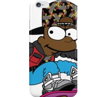 Barty McFly iPhone Case/Skin