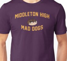 Middleton High Mad Dogs Unisex T-Shirt