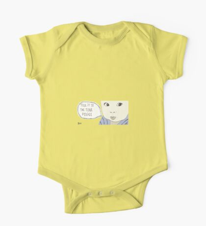 Social Justice Babies (No. 2) One Piece - Short Sleeve