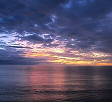 Sunset in Puerto Vallarta at the Pacific Ocean by PtoVallartaMex