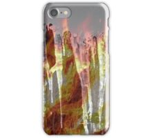 Fire and Ice iPhone Case iPhone Case/Skin