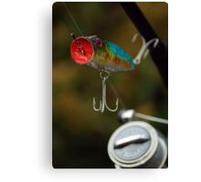 Surface Lure Canvas Print