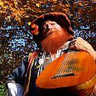 Bard - Renaissance Festival Ohio by Tony Wilder