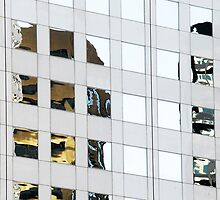 Denver reflection 4 by luvdusty